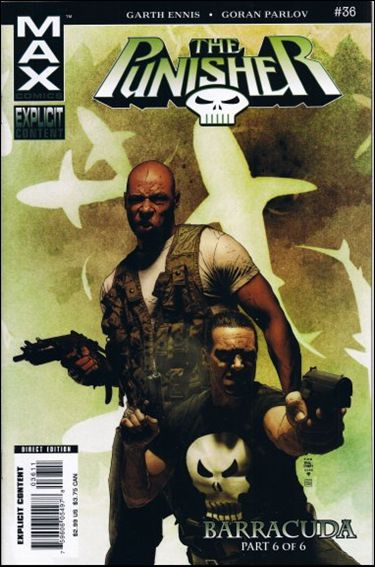 Punisher (2004) 36-A by Max