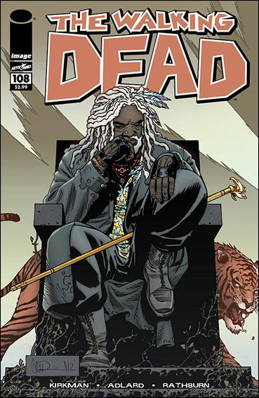 Walking Dead (2003) 108-A by Skybound Entertainment