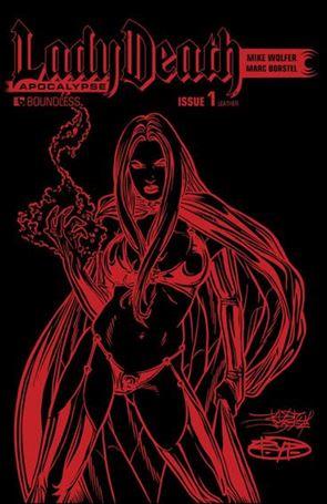 Lady Death: Apocalypse 1-L