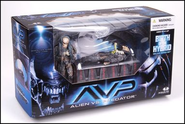 Alien vs Predator Box Set (Series 2) Birth of the Hybrid by McFarlane Toys