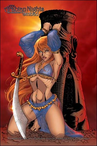1001 Arabian Nights: The Adventures of Sinbad 1-E by Zenescope Entertainment