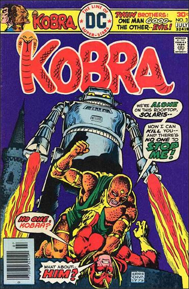 Kobra 3-A by DC