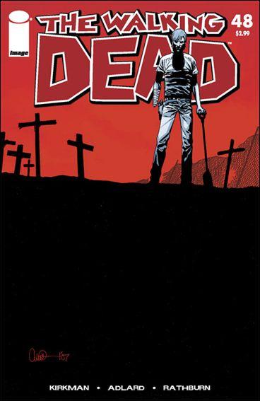 Walking Dead (2003) 48-A by Image