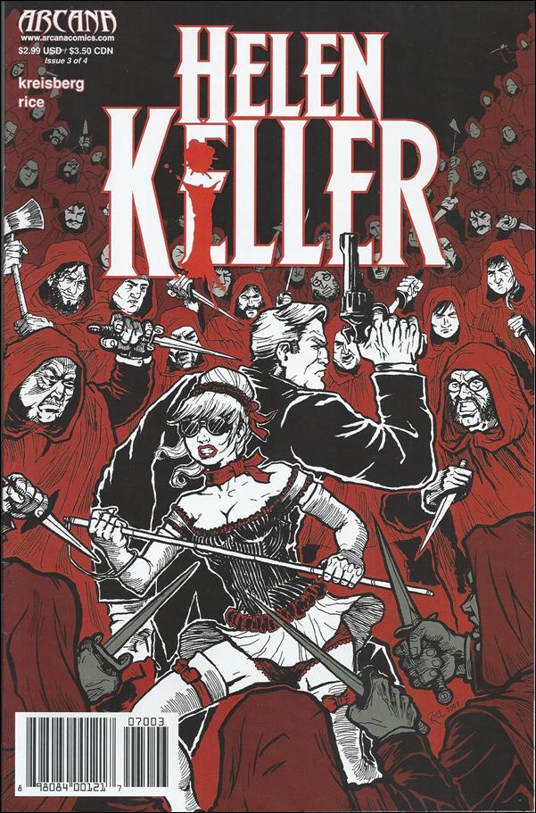 Helen Killer 3-A by Arcana