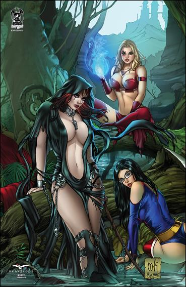 Grimm Fairy Tales Presents Quest 2-D by Zenescope Entertainment