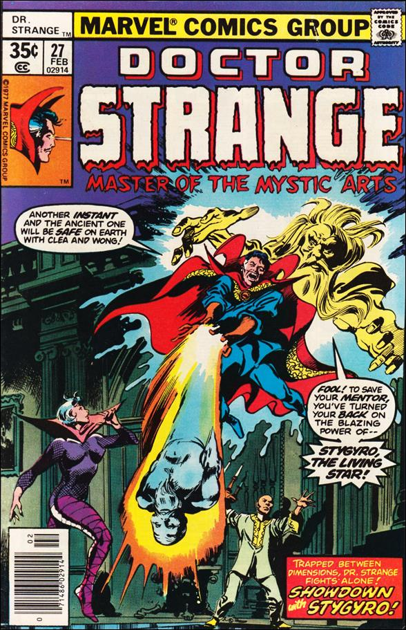 Doctor Strange (1974) 27-A by Marvel