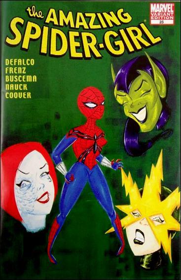 Amazing Spider-Girl 25-C by Marvel