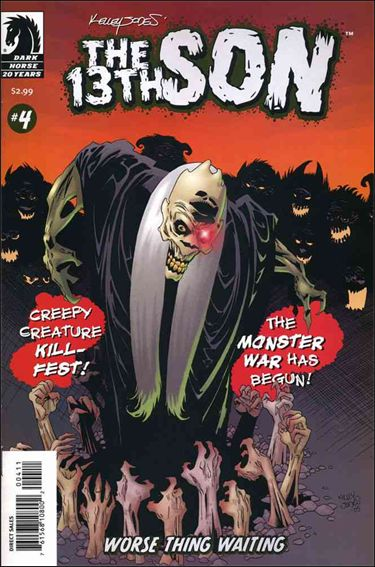 13th Son 4-A by Dark Horse