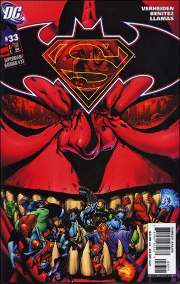 Superman/Batman 33-A by DC