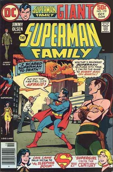 Superman Family 179-A by DC
