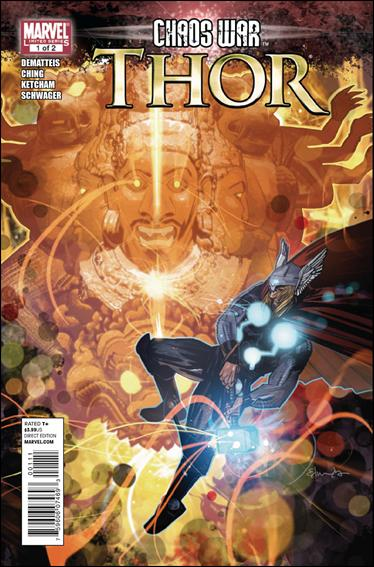 Chaos War: Thor 1-A by Marvel