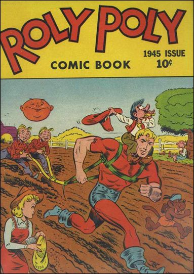 Roly Poly Comics 1-A by Green Publishing
