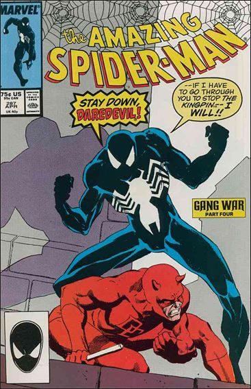 Amazing Spider-Man (1963) 287-A by Marvel