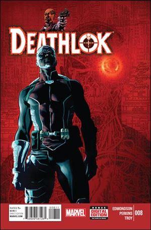 Deathlok (2014) 8-A