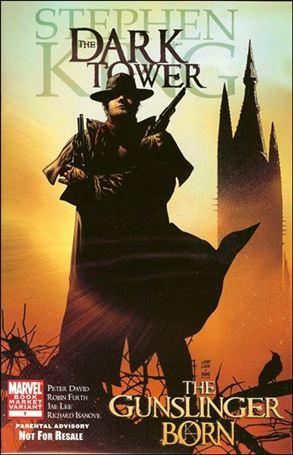Dark Tower: The Gunslinger Born 1-B