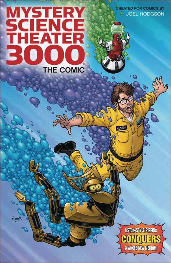 Mystery Science Theatre 3000 nn-A by Dark Horse