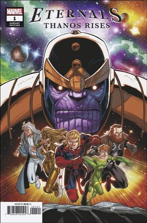 Eternals: Thanos Rises 1-B