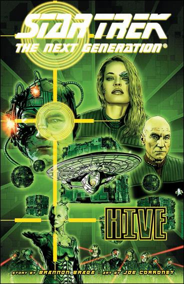 Star Trek TNG: Hive nn-A by IDW