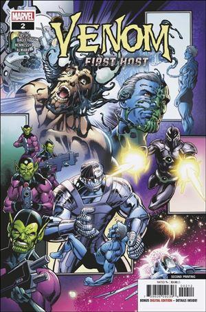 Venom: First Host 2-C
