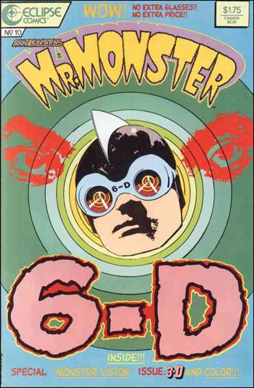 Doc Stearn…Mr. Monster 10-A by Eclipse