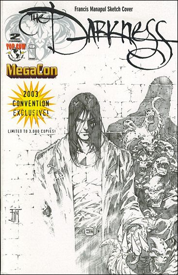Darkness (2002) 2-B by Top Cow