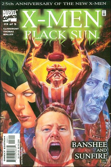 X-Men: Black Sun 3-A by Marvel