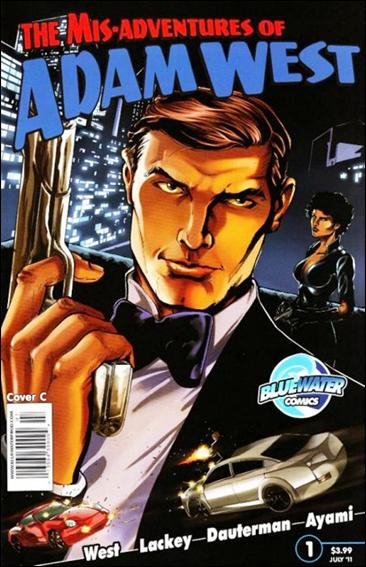 Mis-Adventures Of Adam West (2011) 1-C by Bluewater Comics