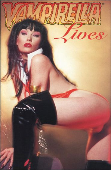 Vampirella Lives 1-D by Harris