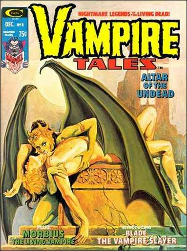 Vampire Tales 8-A by Marvel
