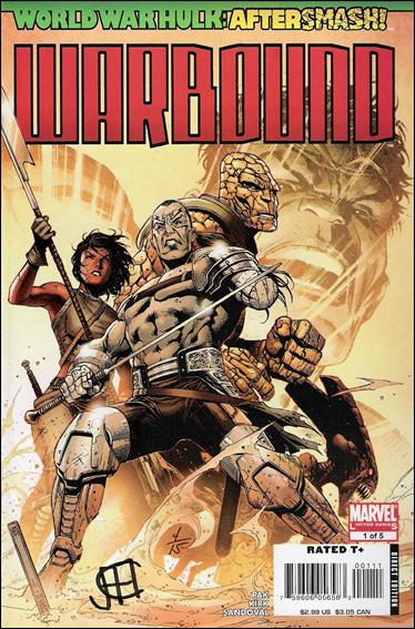 WWH Aftersmash: Warbound 1-B by Marvel