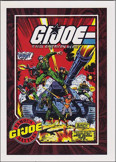 G.I. Joe (Base Set) 151-A by Impel