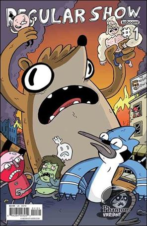 Regular Show 1-N