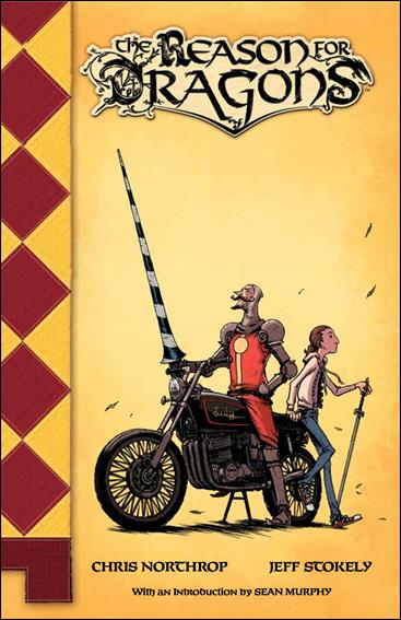 Reason For Dragons 1-A by Archaia