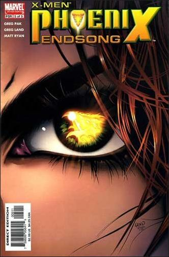 X-Men: Phoenix - Endsong 5-A by Marvel