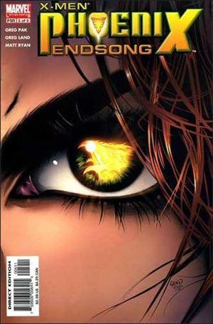X-Men: Phoenix - Endsong 5-A