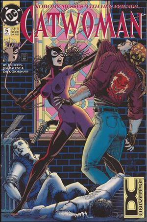 Catwoman (1993) 5-B