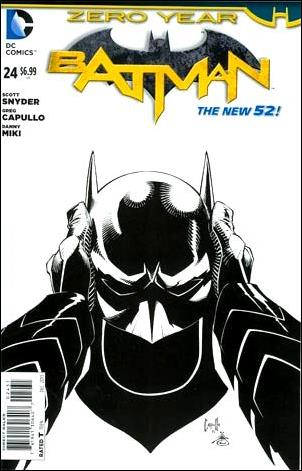 Batman (2011) 24-E by DC