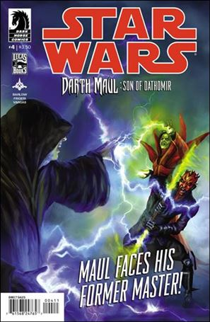 Star Wars: Darth Maul - Son of Dathomir 4-A