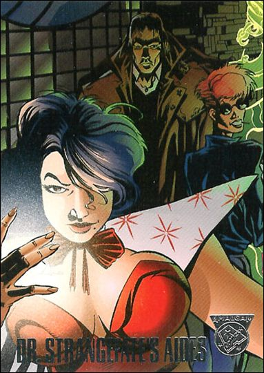 Amalgam Comics (Base Set) 11-A by Fleer/SkyBox