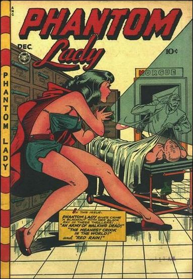Phantom Lady (1947) 15-A by Fox
