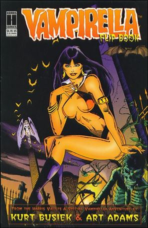 Vampirella Flip Book 1-A