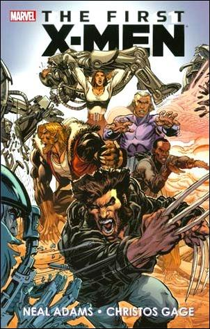 First X-Men 1-A by Marvel