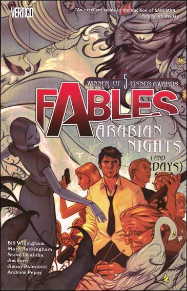 Fables 7-B by Vertigo