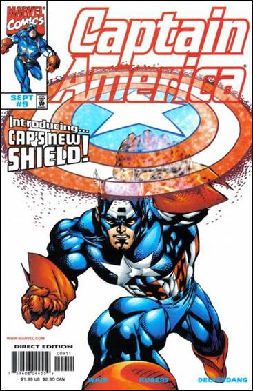 Captain America (1998) 9-A by Marvel