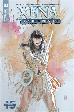 Xena: Warrior Princess (2019) 3-A