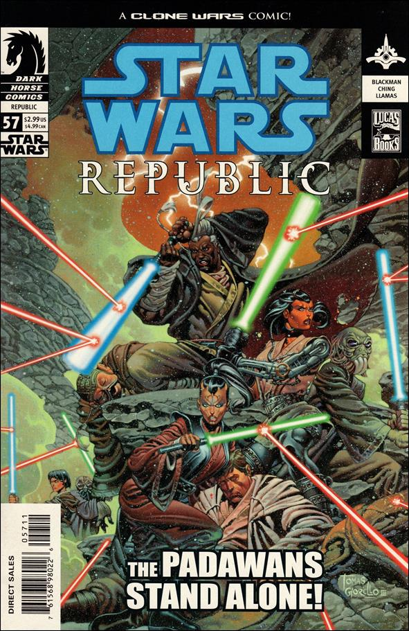 Star Wars/Star Wars Republic 57-A by Dark Horse