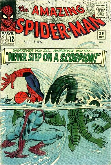 Amazing Spider-Man (1963) 29-A by Marvel