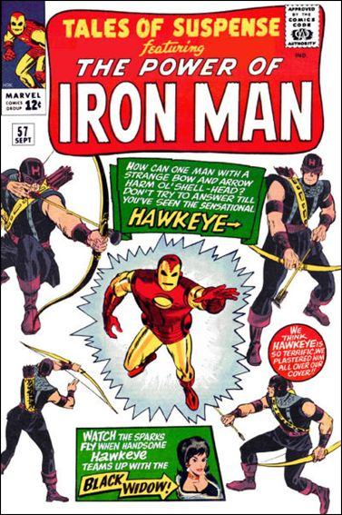 Tales of Suspense (1959) 57-A by Marvel
