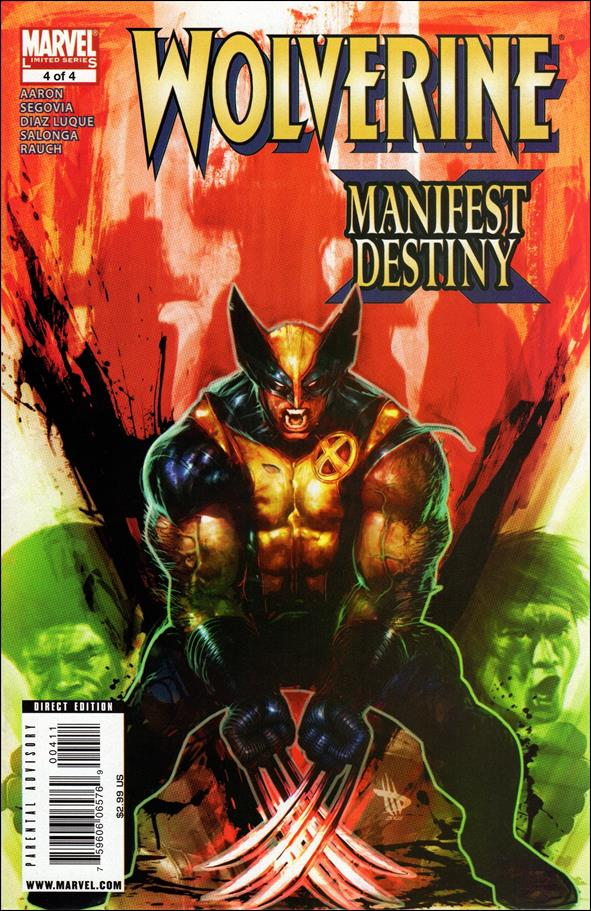 Wolverine: Manifest Destiny 4-A by Marvel