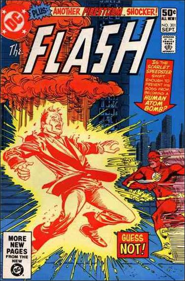 Flash (1959) 301-A by DC